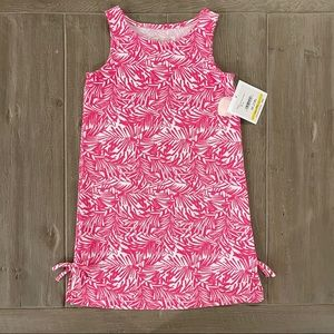 Pappagallo Girls' Sleeveless Pink Dress M (7/8)
